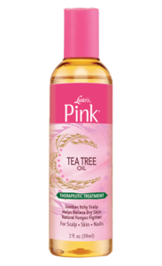 Luster's  Pink Tea Tree Oil