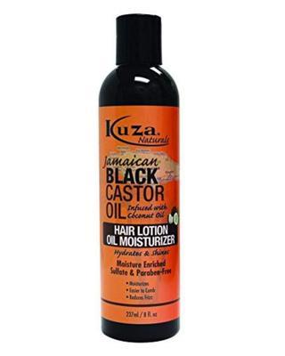 Kuza Jamaican Black Castor Oil Hair Lotion Oil Moisturizer