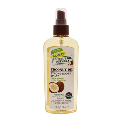 Palmer's Coconut Oil Strong Roots Spray