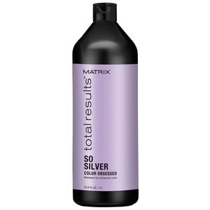 Matrix Total Results So Silver Color Obsessed Shampoo