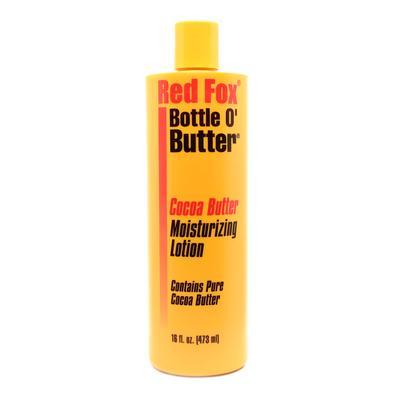 Red Fox Bottle O' Butter