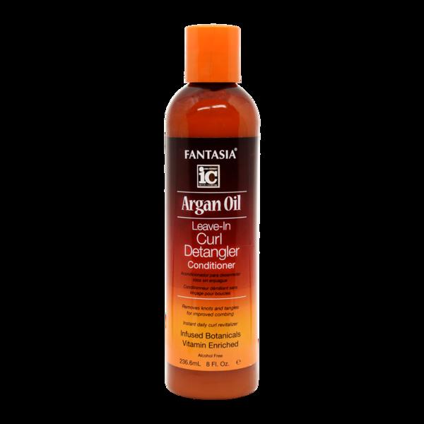 Ic Fantasia Argan Oil Leave-in Curl Detangler Conditioner