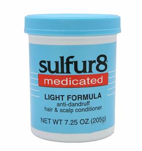 Sulfur 8 Hair & Scalp Conditioner Jar Lite
