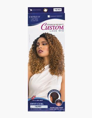Sensationnel Empress Custom Synthetic Lace Wig - Envy Curl