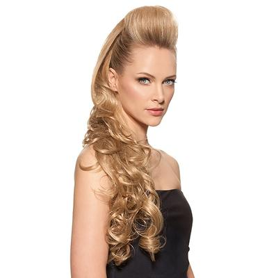 Hairaiser Crystal Synthetic Ponytail. The Secrets Collection
