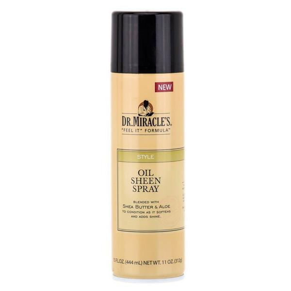Dr Miracles Shea Butter Oil Sheen Spray