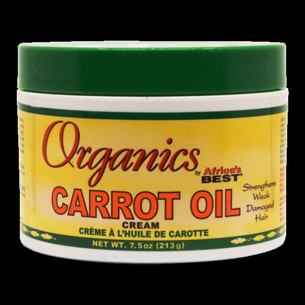 Original Africa's Best Carrot Oil Cream