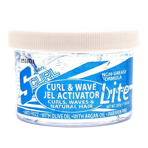 Luster's Scurl Lite Curl & Wave Jel Activator