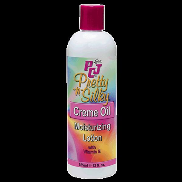 Luster Pcj Pretty-n-silky Creme Oil