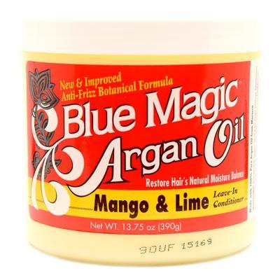 Blue Magic Argan Oil Mango & Lime Leave-in Conditioner