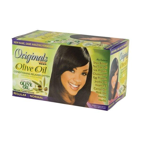 Original Africa's Best Olive Oil No-lye Regular Strength