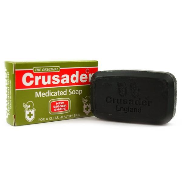 Crusader Medicated Cleansing Bar Soap