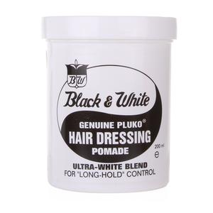 Black & White Original  Hair Dressing Pomade
