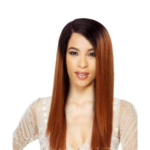 Sleek Spotlight Human Hair Lace Wig Diana