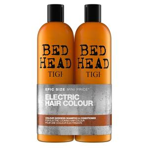 Tigi Bed Head Colour Goddess Shampoo & Conditioner For Brunette Hair Duo Pack