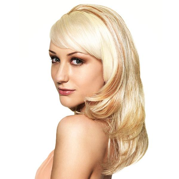 Sleek Hair Couture Synthetic Half Wigs Tulip