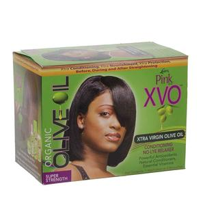 Luster Pink XVO Conditioning No-lye Coarsee