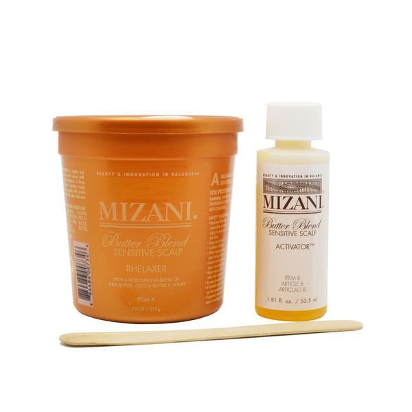 Mizani Butter Blend Sensitive Scalp Relaxer