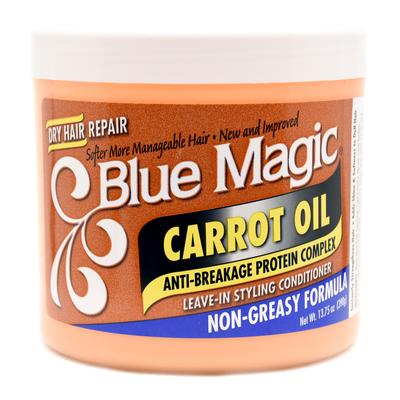 Blue Magic Carrot Oil Leave-in Styling Conditioner
