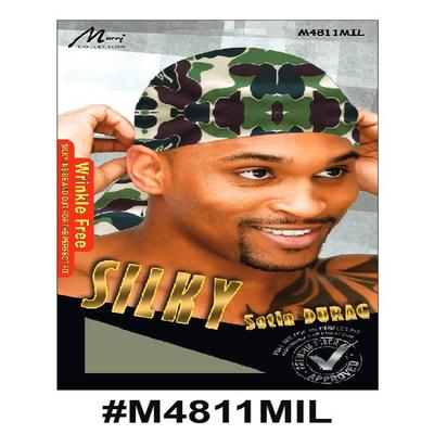 Murry Silky Durag Military - M4811mil