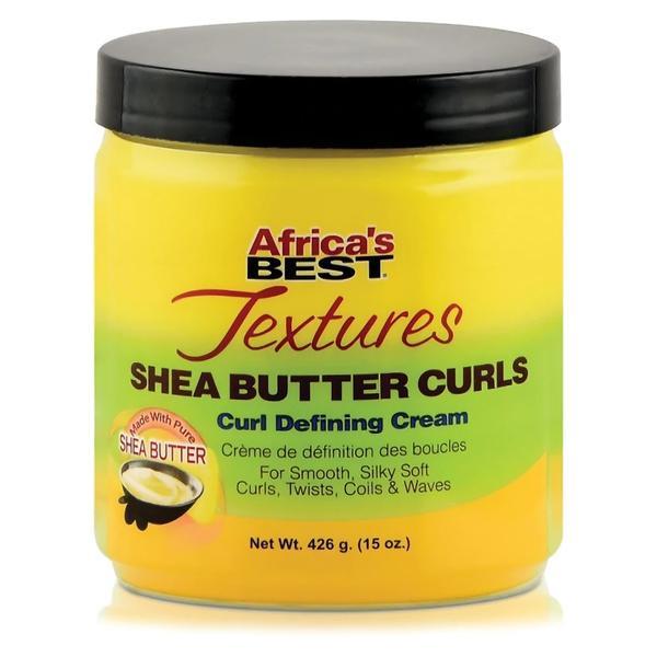 Africa's Best Textures Shea Butter Curls