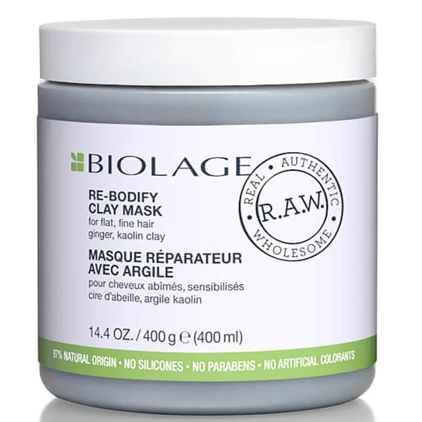 Matrix Biolage R.a.w. Uplift Re-bodify Mask