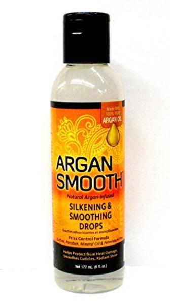 Argan Smooth Silkening & Smoothing Drops
