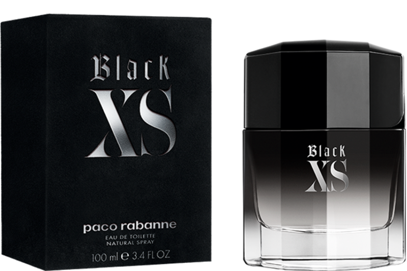 Paco Rabanne Black Xs For Men Eau De Toilette