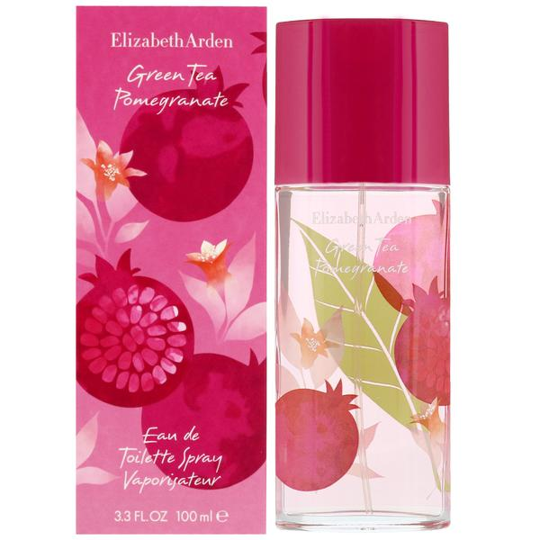 Elizabeth Arden Green Tea Pomegranate Eau De Toilette Spray