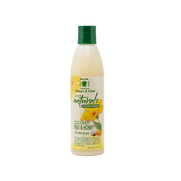 Jamaican Mango & Lime Coconut Milk & Honey Shampoo