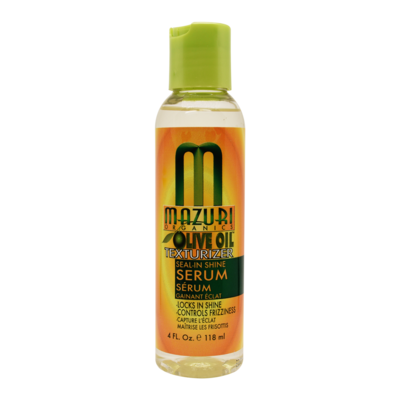 Mazuri Olive Oil Texturizer Seal In Shine Serum