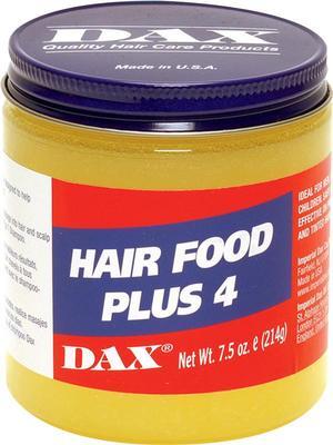 Dax Hair Food Plus 4