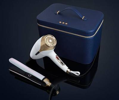 Ghd Limited Edition Platinum + & Helios White Deluxe Gift Set