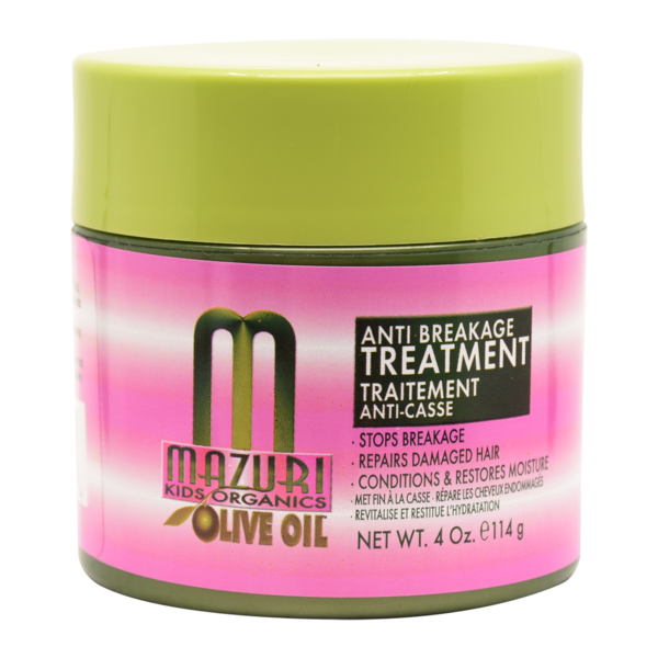 Mazuri Olive Oil Kids Anti Breakage Treatment