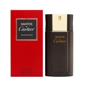 Cartier Santos De Cartier Eau De Toilette Spray