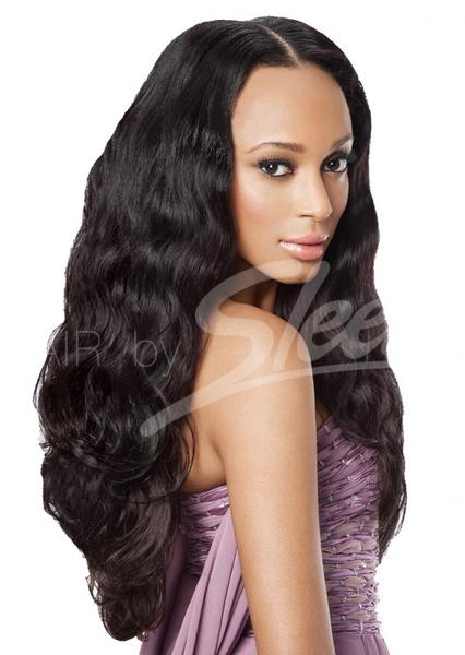 Sleek 100% Virgin Peruvian Human Hair Gold Body Wave