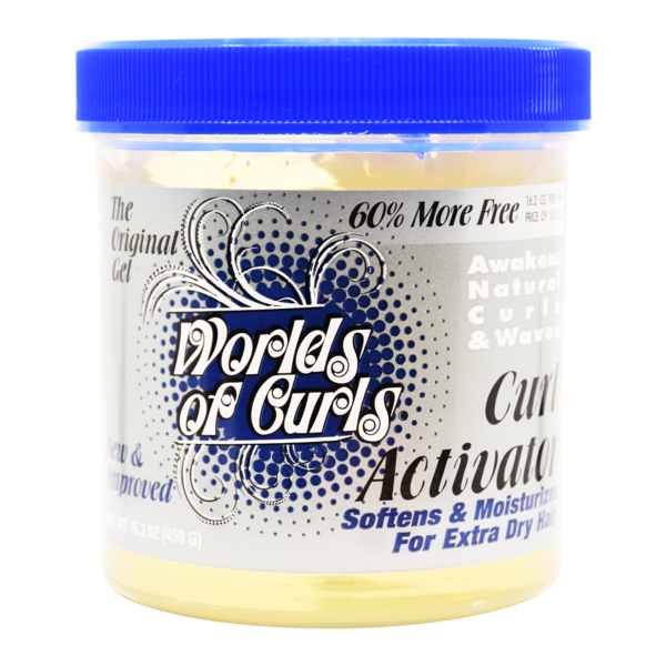 World Of Curls Curl Activator Gel - Extra Dry Hair