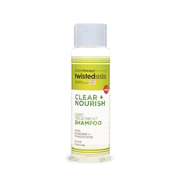 Twisted Sista Pure Treatment Shampoo