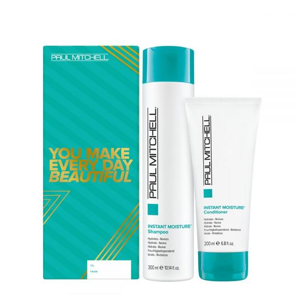 Paul Mitchell Instant Moisture Holiday Gift Set