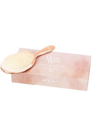 Beauty Works Large Rose Gold Limited Edition Brush