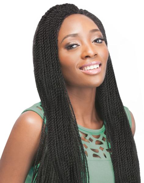 Buy Online Xpression Crochet Braid Senegalese Twist Small Cosmetize Uk