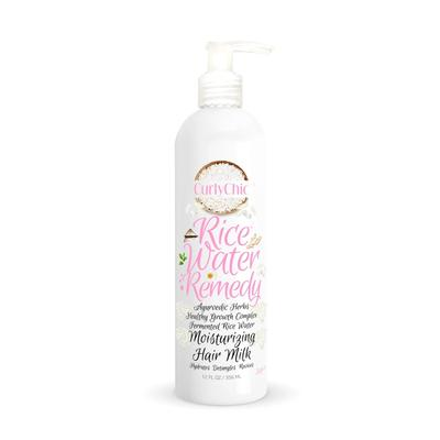 Curly Chic Rice Water Remedy Moisturizing Hair Milk