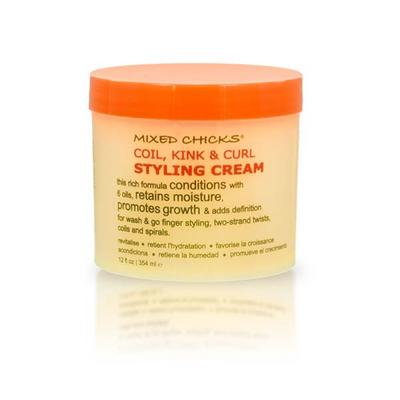 Mixed Chicks Coil Kink & Curl Styling Cream
