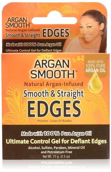 Argan Smooth Smooth & Straight Edges
