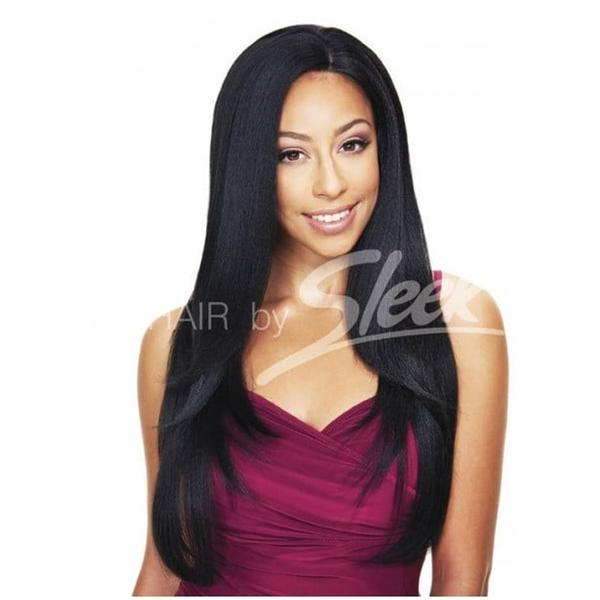 Sleek Tongable Synthetic Lace Wig Kourtney