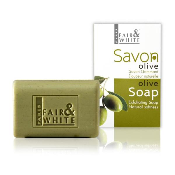 Fair & White Original Savon Olive Exfoliating Soap