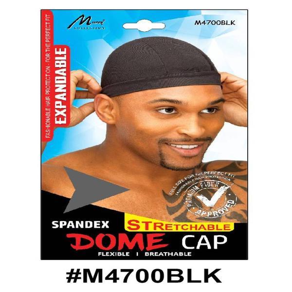 Murry Dome Cap Black - M4700blk