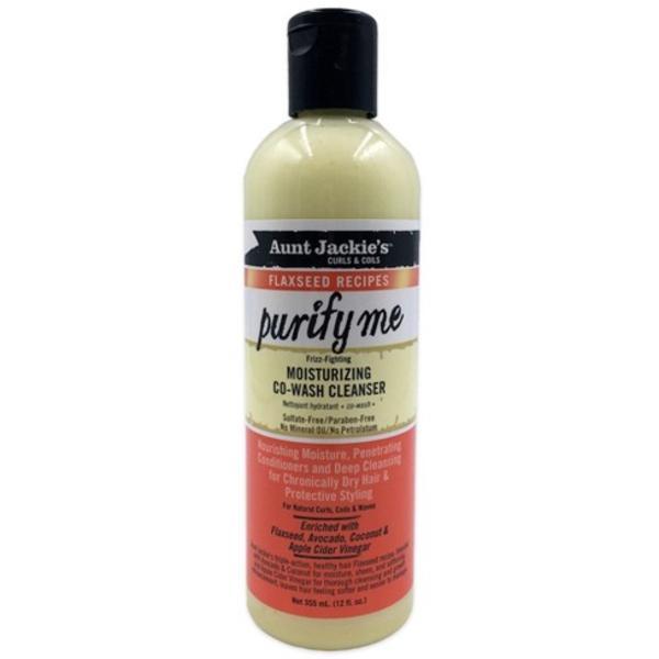 Aunt Jackie's Purify Me Moisturizing Co-wash Cleanser