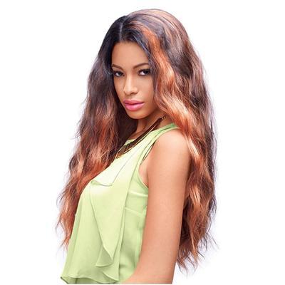 Sleek Tongable Synthetic Lace Wig India
