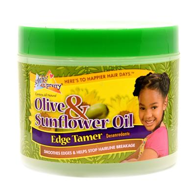 Sof N' Free N' Pretty Olive & Sunflower Edge Tamer